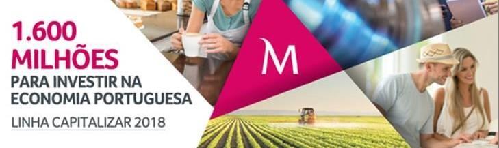 PARCERIA LEAP | MILLENNIUM BCP – Linha Capitalizar 2018