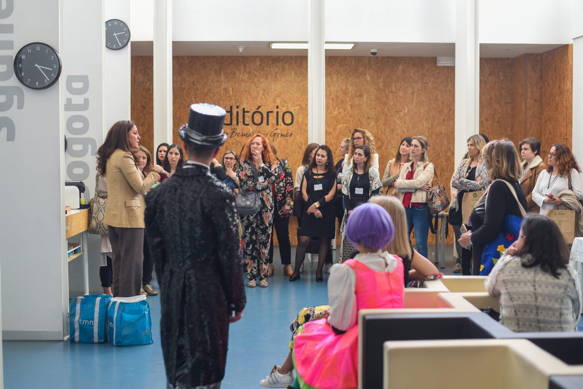 Conferências Mulheres à obra @ LEAP
